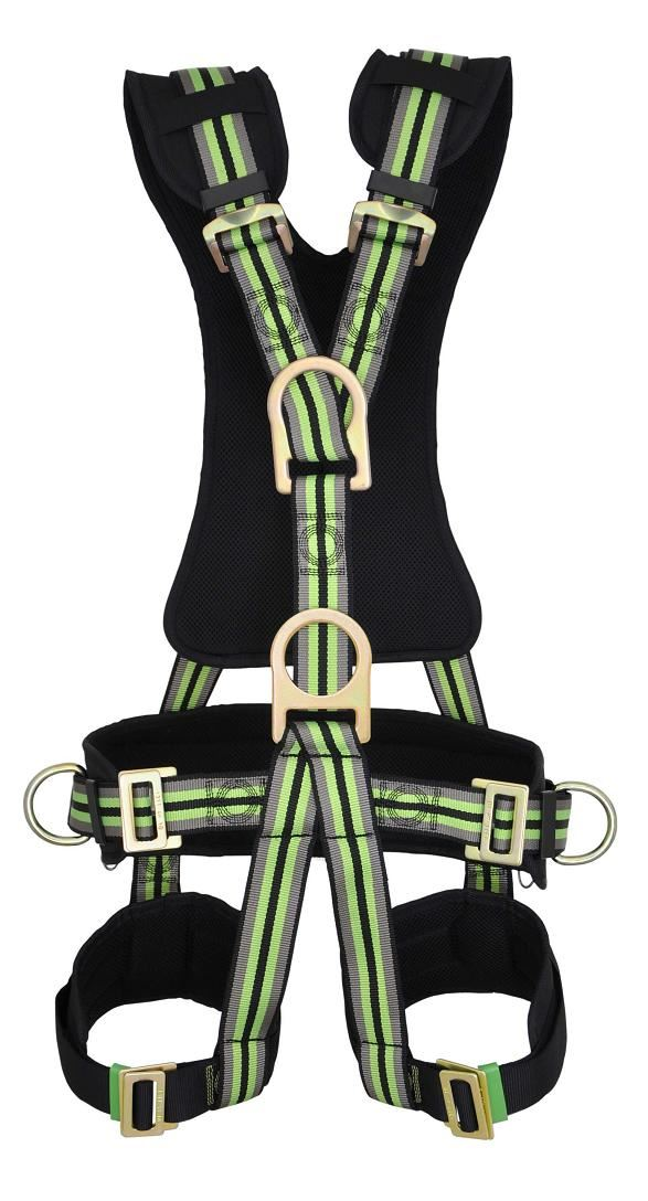9 point safety harness