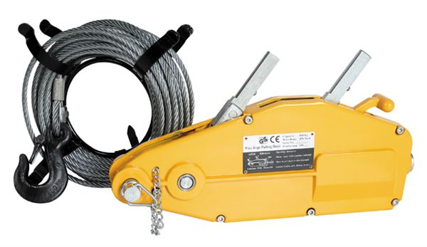 wire rope hoist cw rope