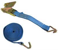 25mm 800Kg ratchet strap with claw hooks